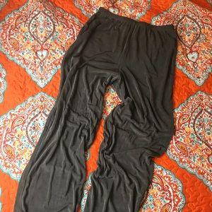 Grey Chico's Travelers Pants - Size 2